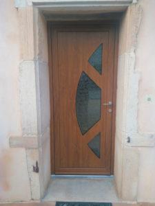portes entrée